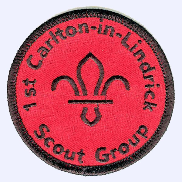 1st Carlton-in-Linrick Scout Group badge