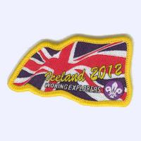 Woking Explorer Scouts Iceland 2012 badge