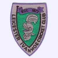 Leicester Ivanhoe Cricket Club badge