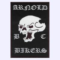 Arnold Bikers Motorbike Club badge