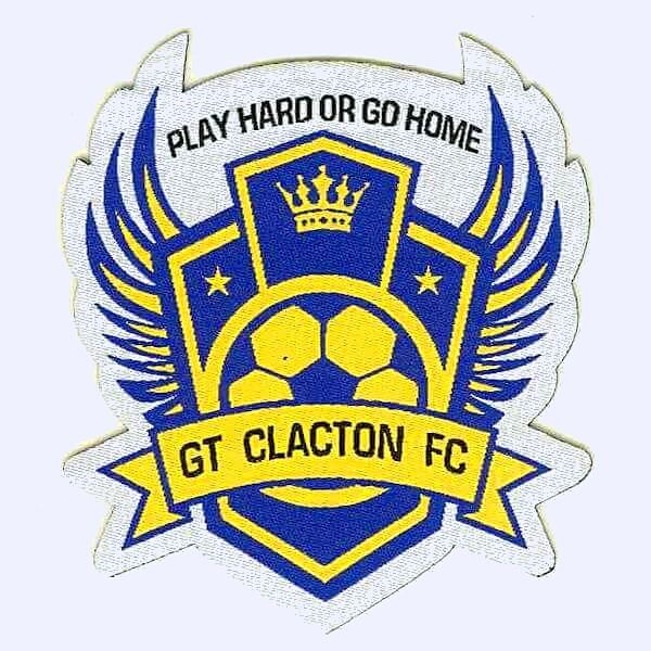 Great Clacton United Football Club badge