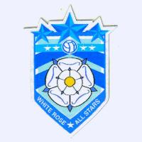 Nottingham Badges | White Rose All Stars Junior Football Club badge