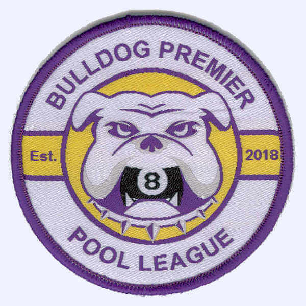 Bulldog Premier Pool League, Nottingham badge