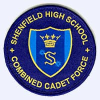 Shenfield High School CCF badge