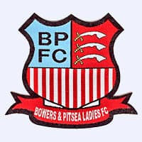 Bowers & Pitsea Ladies Football Club badge