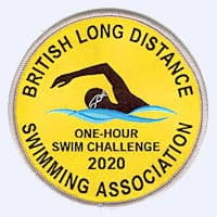 British Long Distance Swimming Association badge