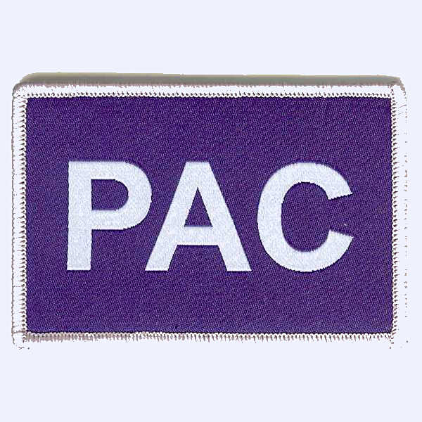 PAC Airsoft badge