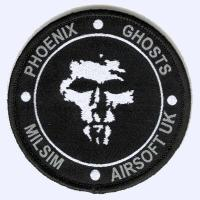 Nottingham Badges | Phoenix Airsoft UK badge