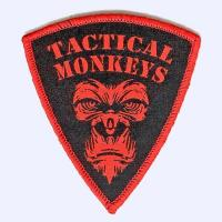 Nottingham Badges | Tactical Monkeys badge