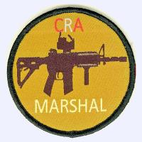 Nottingham Badges | Airsoft Combat Tactical Training badge