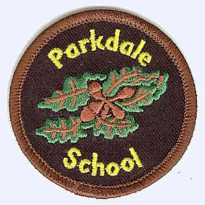 Parkdale School, Nottingham badge