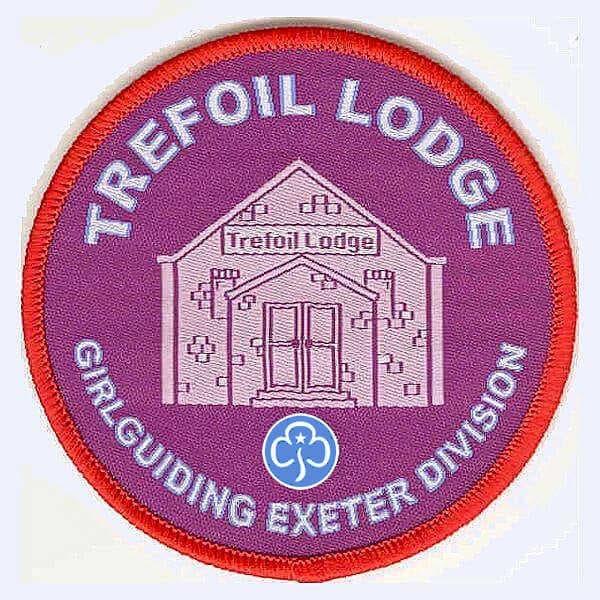 Exeter Division GirlGuiding Devon badge