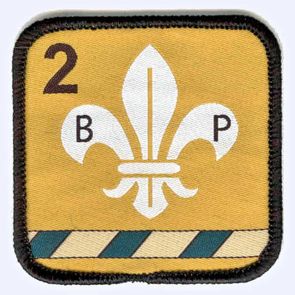 17th Torbay BP Scouts badge