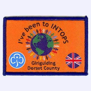 Nottingham Badges | Girlguiding Dorset County 2020 badge