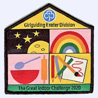 Girlguiding Exeter - Great Indoor Challenge 2020