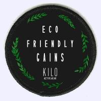 KILO Activewear Kickstarter pledge rewards badge
