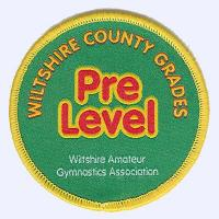 Nottingham Badges | Wiltshire Amateur Gymnastics Association badge
