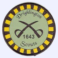 Drighlington Scout Group badge badge