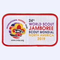 Nottingham Badges | Badgers Club - 24th World Scout Jamboree badge