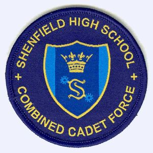 Nottingham Badges | Shenfield High School CCF badge