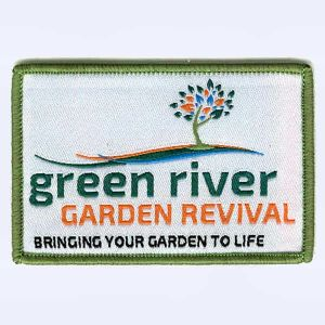 Nottingham Badges | Green River Garden Revival badge