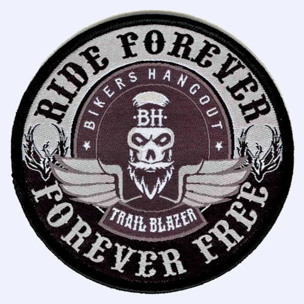 Bikers Hangout - Ride For Ever Free badge